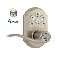 Kwikset Keypad with Lever