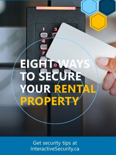 Eight Ways To Secure Your Rental Property Or Home